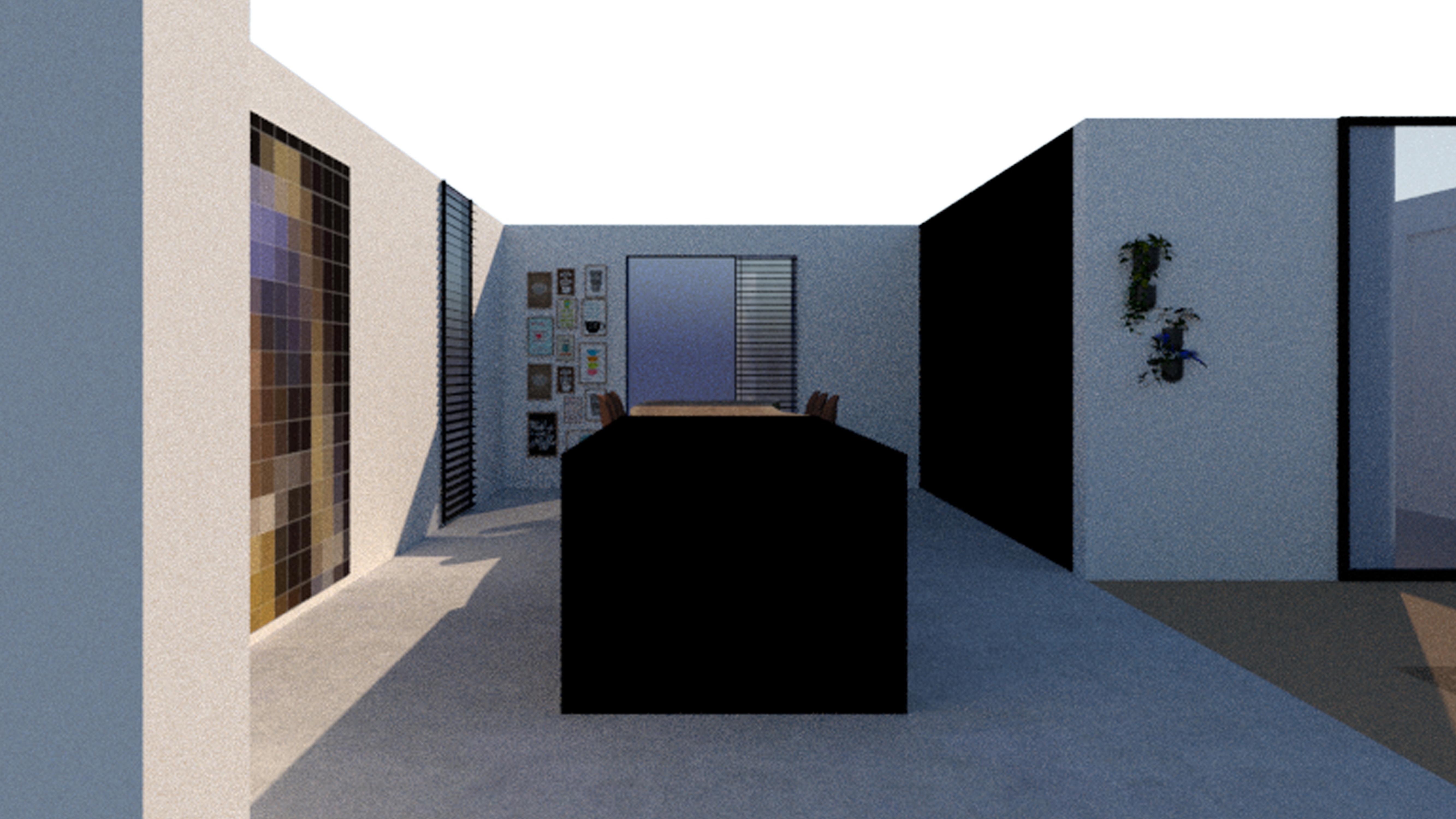 Keuken nieuwbouw woning